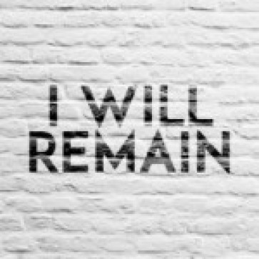I WILL REMAIN
